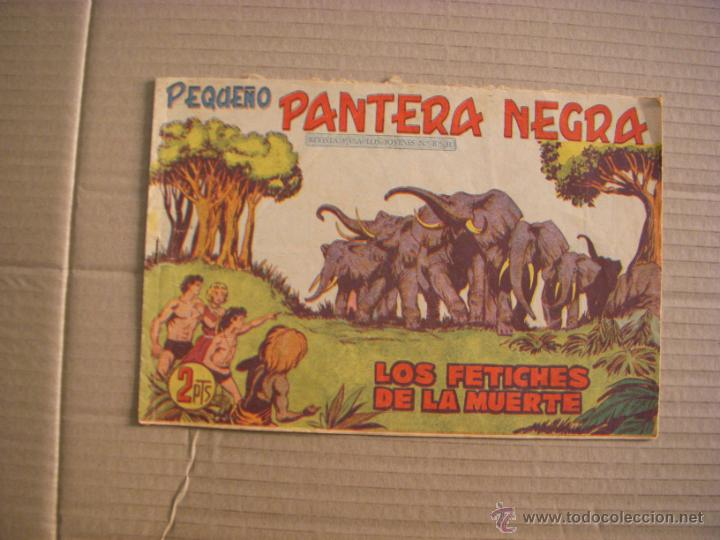 PEQUEÑO PANTERA NEGRA Nº 256, EDITORIAL MAGA (Tebeos y Comics - Maga - Pantera Negra)