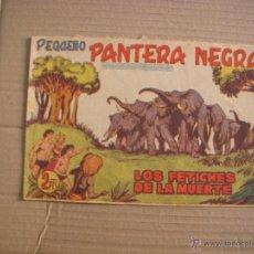 Tebeos: PEQUEÑO PANTERA NEGRA Nº 256, EDITORIAL MAGA. Lote 46765668