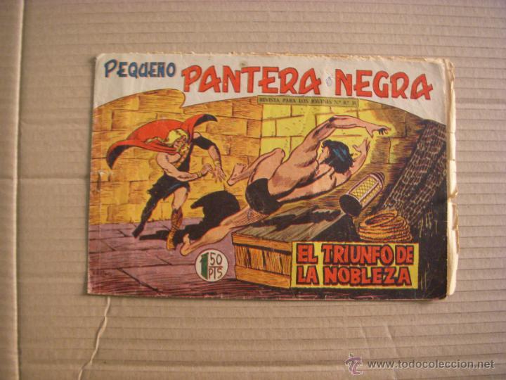PEQUEÑO PANTERA NEGRA Nº 188, EDITORIAL MAGA (Tebeos y Comics - Maga - Pantera Negra)
