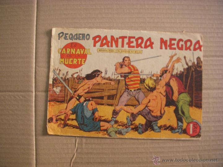PEQUEÑO PANTERA NEGRA Nº 140, EDITORIAL MAGA (Tebeos y Comics - Maga - Pantera Negra)