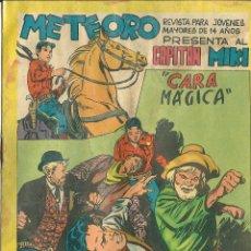 Tebeos: ORIGINAL METEORO-CAPITAN MIKI-Nº49 -AÑO1964-CARA MAGICA. Lote 47110142