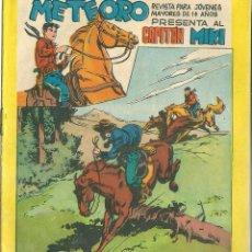 Tebeos: ORIGINAL METEORO-CAPITAN MIKI-Nº58 -AÑO1964-BUSCANDO UNA PISTA. Lote 47110215