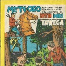 Tebeos: ORIGINAL- METEORO-CAPITAN MIKI-Nº69 -AÑO1964- TAWEGA. Lote 47110745