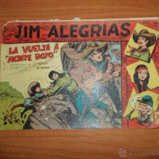 Tebeos: JIM ALEGRIAS Nº 12 EDITORIAL MAGA ORIGINAL . Lote 47386035