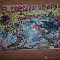 Tebeos: EL CORSARIO SIN ROSTRO Nº 6 EDITORIAL MAGA ORIGINAL . Lote 47386124