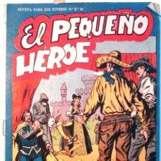 Tebeos: EL PEQUEÑO HEROE - Nº Rº 50 - EDITORIAL MAGA. Lote 47613696