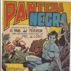 Tebeos: PANTERA NEGRA REVISTA Nº 10. MAGA 19643. Lote 141753157