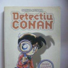 Tebeos: COMICS DETECTIU CONAN - LA MANSIÓ EMBRUIXADA, EN CATALAN. Lote 47756732