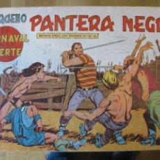 Tebeos: PEQUEÑO PANTERA NEGRA MAGA 1958 - Nº140. Lote 47826984