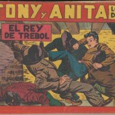 Tebeos: TONY Y ANITA. MAGA 1051. LOTE DE 14 EJEMPLARES:6, 9, 20, 22, 31, 34, 35, 37, 39, 40, 46,61,66 Y 148.. Lote 47930725