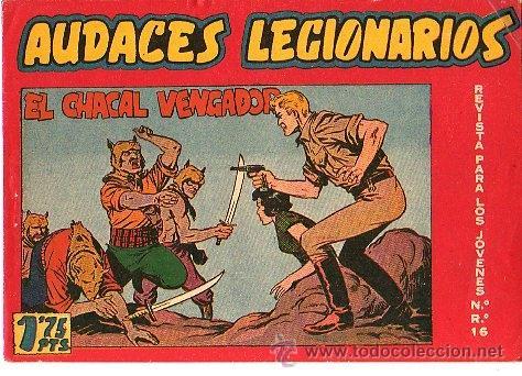 AUDACES LEGIONARIOS (MAGA) Nº 12 SIN ABRIR (Tebeos y Comics - Maga - Otros)