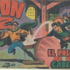 Tebeos: DON Z Nº 16. MAGA 1959.. Lote 48039050
