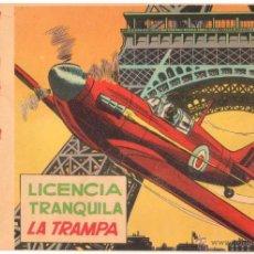 Tebeos: FOGATA Nº 17 EDITORIAL MAGA 1963 ORIGINAL - 32 PÁGINAS MAS PORTADAS, EXCELENTE ESTADO. Lote 48224665