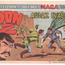 Giornalini: DON Z 2ª Nº 4 EDI. MAGA 1965 ORIGINAL. Lote 48271220