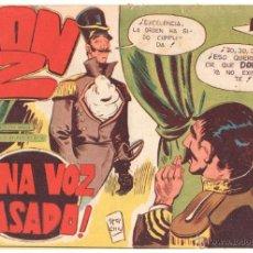Tebeos: DON Z Nº 49 ORIGINAL - EDI. MAGA 1959 - DIBUJO SERCHIO - EXCELENTE ESTADO, SIN ABRIR. Lote 199790236