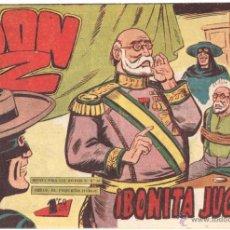 Tebeos: DON Z Nº 51 ORIGINAL - EDI. MAGA 1959 - DIBUJO SERCHIO - EXCELENTE ESTADO, . Lote 48289456
