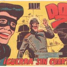 Tebeos: DON Z Nº 59 ORIGINAL - EDI. MAGA 1959 - DIBUJO SERCHIO - EXCELENTE ESTADO, . Lote 48289540