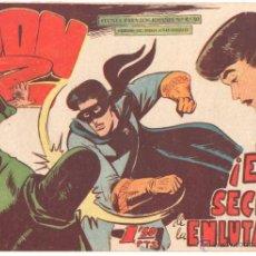 Tebeos: DON Z Nº 75 ORIGINAL - EDI. MAGA 1959 - DIBUJO SERCHIO - EXCELENTE ESTADO. Lote 48290246