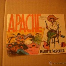Tebeos: APACHE Nº 23, EDITORIAL MAGA. Lote 48364237