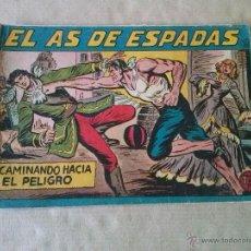 Tebeos: AS DE ESPADAS Nº 14, ,MAGA. Lote 48539952
