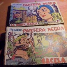 Tebeos: PEQUEÑO PANTERA NEGRA. LOTE 39 ENTRE EL 125 Y EL 212 (ED. MAGA ORIGINALES )(CLA17). Lote 48648183