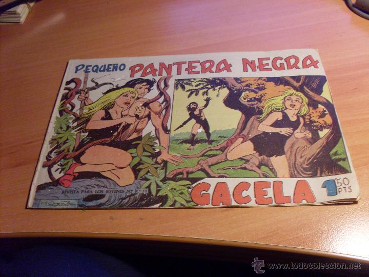 Tebeos: PEQUEÑO PANTERA NEGRA. LOTE 39 ENTRE EL 125 Y EL 212 (ED. MAGA ORIGINALES )(CLA17) - Foto 3 - 48648183