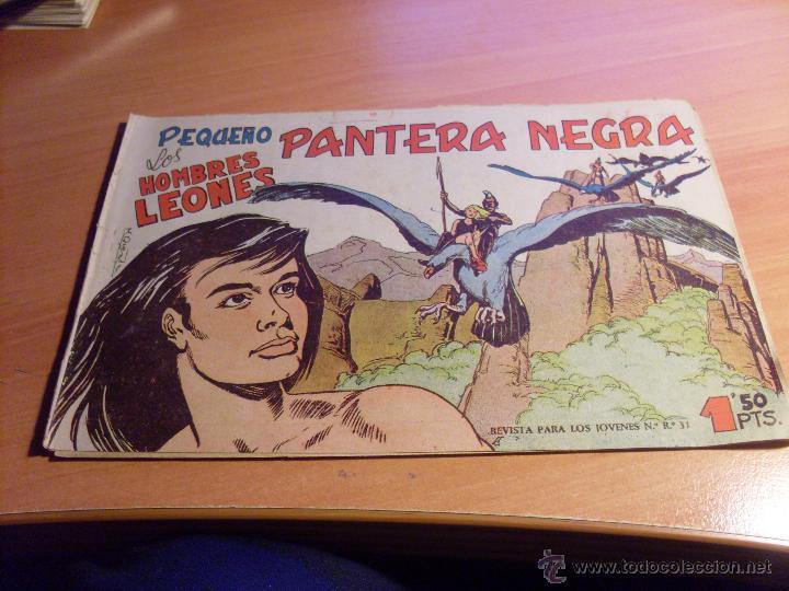 Tebeos: PEQUEÑO PANTERA NEGRA. LOTE 39 ENTRE EL 125 Y EL 212 (ED. MAGA ORIGINALES )(CLA17) - Foto 7 - 48648183