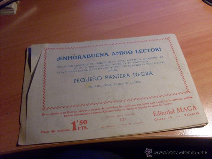 Tebeos: PEQUEÑO PANTERA NEGRA. LOTE 39 ENTRE EL 125 Y EL 212 (ED. MAGA ORIGINALES )(CLA17) - Foto 8 - 48648183