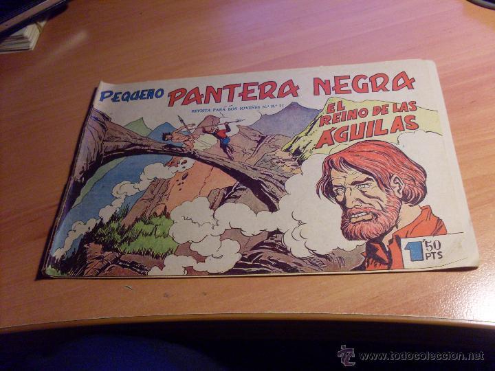 Tebeos: PEQUEÑO PANTERA NEGRA. LOTE 39 ENTRE EL 125 Y EL 212 (ED. MAGA ORIGINALES )(CLA17) - Foto 9 - 48648183