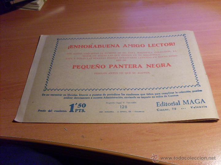 Tebeos: PEQUEÑO PANTERA NEGRA. LOTE 39 ENTRE EL 125 Y EL 212 (ED. MAGA ORIGINALES )(CLA17) - Foto 10 - 48648183