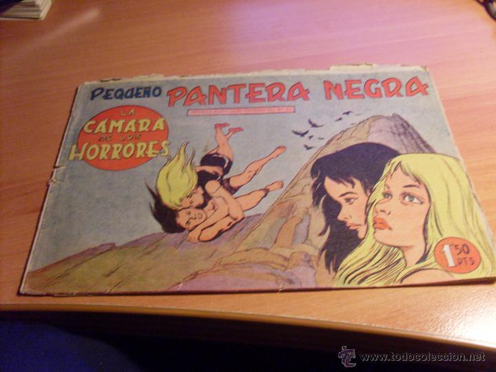 Tebeos: PEQUEÑO PANTERA NEGRA. LOTE 39 ENTRE EL 125 Y EL 212 (ED. MAGA ORIGINALES )(CLA17) - Foto 13 - 48648183