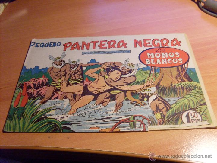 Tebeos: PEQUEÑO PANTERA NEGRA. LOTE 39 ENTRE EL 125 Y EL 212 (ED. MAGA ORIGINALES )(CLA17) - Foto 15 - 48648183