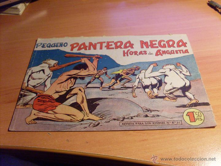 Tebeos: PEQUEÑO PANTERA NEGRA. LOTE 39 ENTRE EL 125 Y EL 212 (ED. MAGA ORIGINALES )(CLA17) - Foto 17 - 48648183