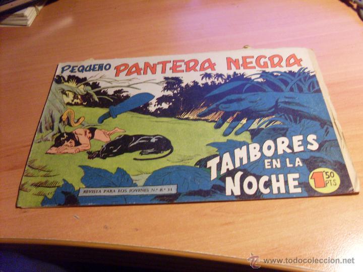 Tebeos: PEQUEÑO PANTERA NEGRA. LOTE 39 ENTRE EL 125 Y EL 212 (ED. MAGA ORIGINALES )(CLA17) - Foto 19 - 48648183