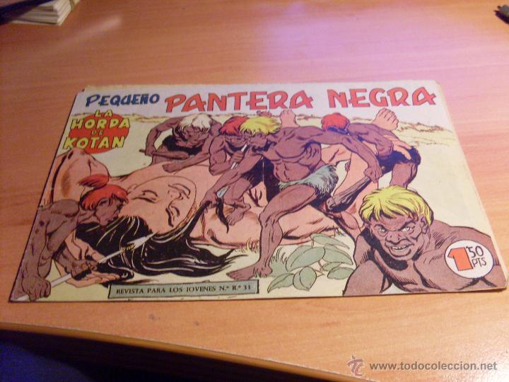 Tebeos: PEQUEÑO PANTERA NEGRA. LOTE 39 ENTRE EL 125 Y EL 212 (ED. MAGA ORIGINALES )(CLA17) - Foto 21 - 48648183