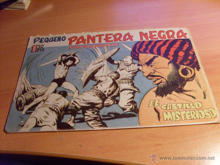 Tebeos: PEQUEÑO PANTERA NEGRA. LOTE 39 ENTRE EL 125 Y EL 212 (ED. MAGA ORIGINALES )(CLA17) - Foto 27 - 48648183