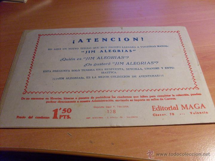 Tebeos: PEQUEÑO PANTERA NEGRA. LOTE 39 ENTRE EL 125 Y EL 212 (ED. MAGA ORIGINALES )(CLA17) - Foto 30 - 48648183