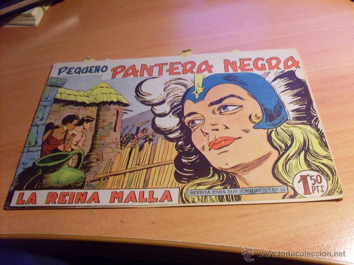 Tebeos: PEQUEÑO PANTERA NEGRA. LOTE 39 ENTRE EL 125 Y EL 212 (ED. MAGA ORIGINALES )(CLA17) - Foto 31 - 48648183