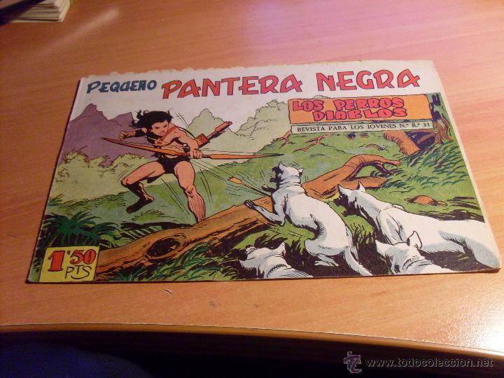 Tebeos: PEQUEÑO PANTERA NEGRA. LOTE 39 ENTRE EL 125 Y EL 212 (ED. MAGA ORIGINALES )(CLA17) - Foto 37 - 48648183