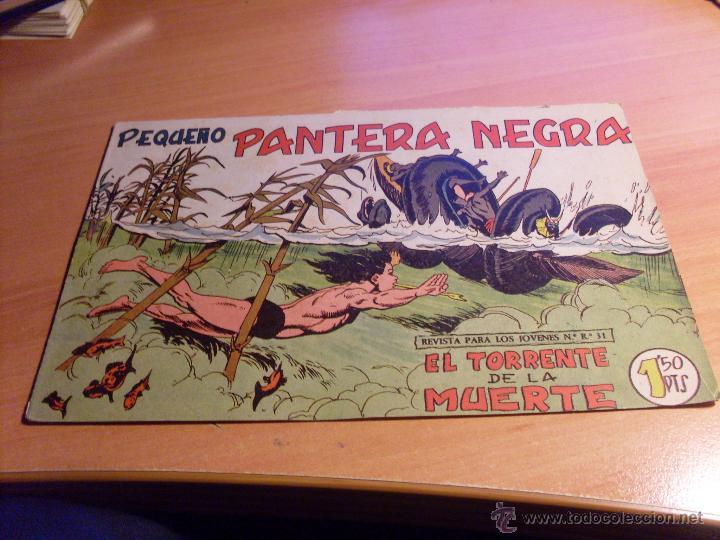 Tebeos: PEQUEÑO PANTERA NEGRA. LOTE 39 ENTRE EL 125 Y EL 212 (ED. MAGA ORIGINALES )(CLA17) - Foto 41 - 48648183