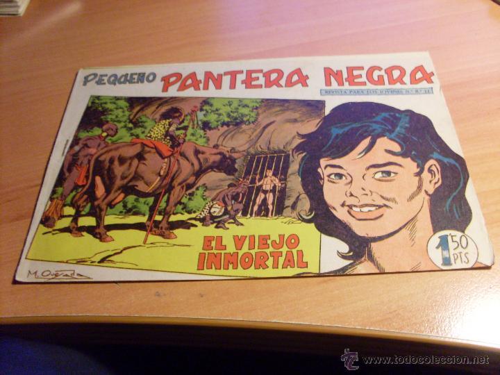 Tebeos: PEQUEÑO PANTERA NEGRA. LOTE 39 ENTRE EL 125 Y EL 212 (ED. MAGA ORIGINALES )(CLA17) - Foto 43 - 48648183