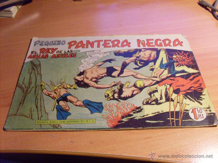 Tebeos: PEQUEÑO PANTERA NEGRA. LOTE 39 ENTRE EL 125 Y EL 212 (ED. MAGA ORIGINALES )(CLA17) - Foto 45 - 48648183
