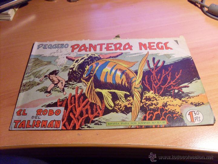 Tebeos: PEQUEÑO PANTERA NEGRA. LOTE 39 ENTRE EL 125 Y EL 212 (ED. MAGA ORIGINALES )(CLA17) - Foto 47 - 48648183
