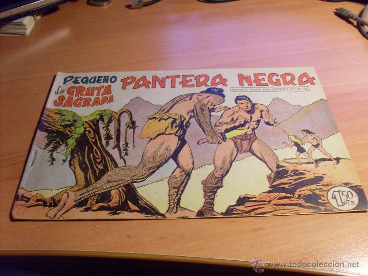 Tebeos: PEQUEÑO PANTERA NEGRA. LOTE 39 ENTRE EL 125 Y EL 212 (ED. MAGA ORIGINALES )(CLA17) - Foto 49 - 48648183