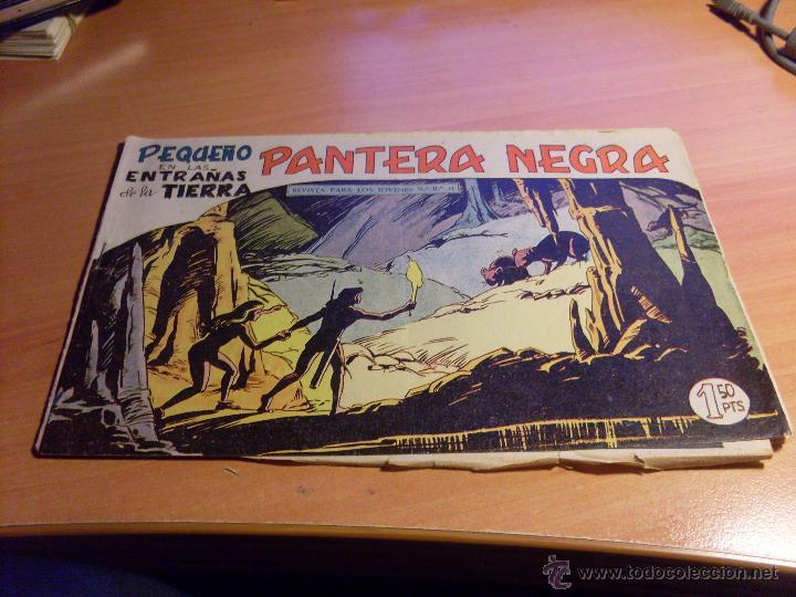 Tebeos: PEQUEÑO PANTERA NEGRA. LOTE 39 ENTRE EL 125 Y EL 212 (ED. MAGA ORIGINALES )(CLA17) - Foto 51 - 48648183