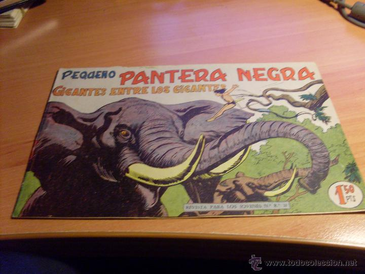 Tebeos: PEQUEÑO PANTERA NEGRA. LOTE 39 ENTRE EL 125 Y EL 212 (ED. MAGA ORIGINALES )(CLA17) - Foto 53 - 48648183
