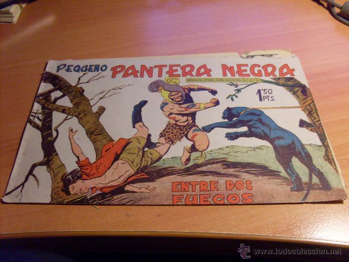 Tebeos: PEQUEÑO PANTERA NEGRA. LOTE 39 ENTRE EL 125 Y EL 212 (ED. MAGA ORIGINALES )(CLA17) - Foto 59 - 48648183
