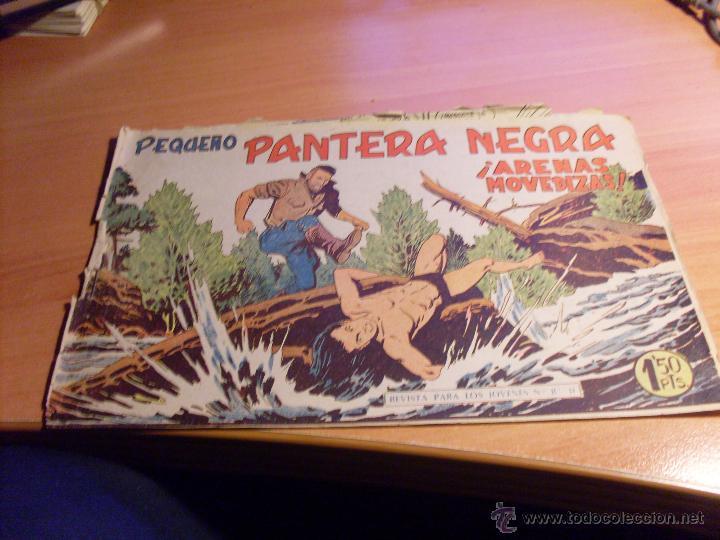 Tebeos: PEQUEÑO PANTERA NEGRA. LOTE 39 ENTRE EL 125 Y EL 212 (ED. MAGA ORIGINALES )(CLA17) - Foto 61 - 48648183