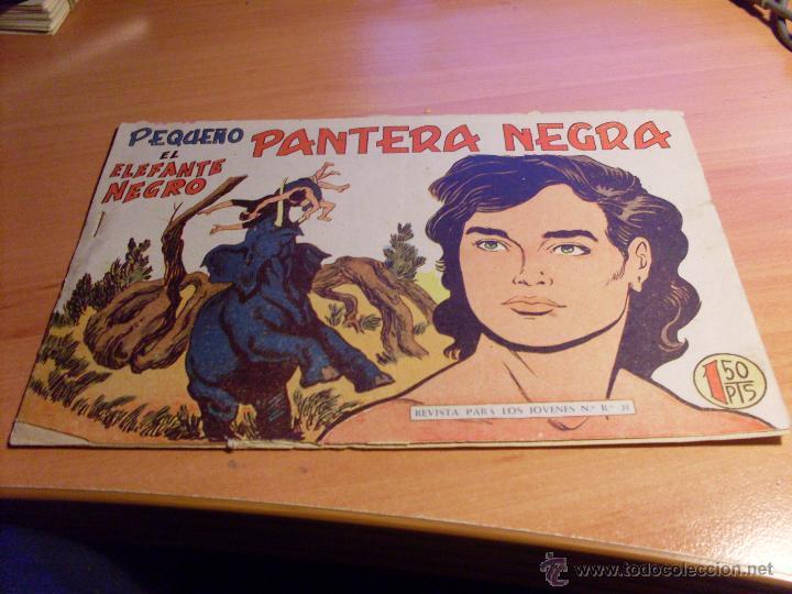 Tebeos: PEQUEÑO PANTERA NEGRA. LOTE 39 ENTRE EL 125 Y EL 212 (ED. MAGA ORIGINALES )(CLA17) - Foto 63 - 48648183