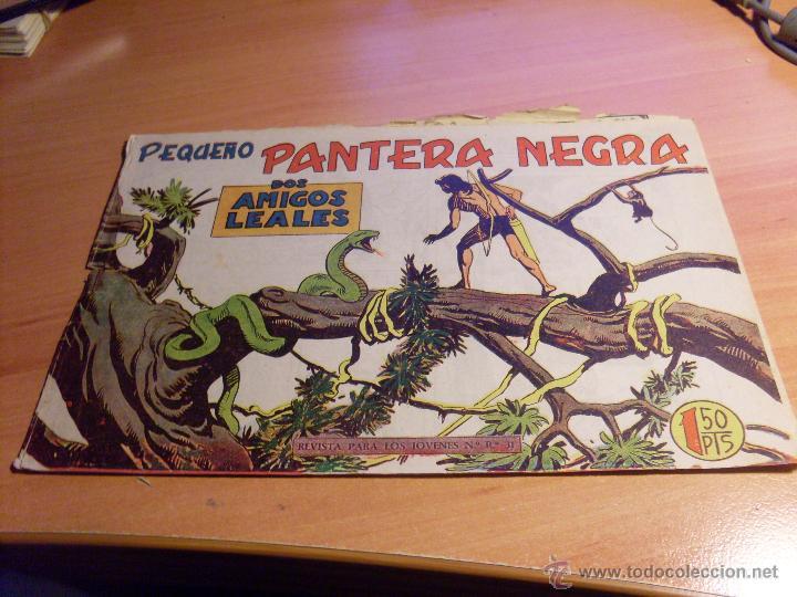 Tebeos: PEQUEÑO PANTERA NEGRA. LOTE 39 ENTRE EL 125 Y EL 212 (ED. MAGA ORIGINALES )(CLA17) - Foto 65 - 48648183